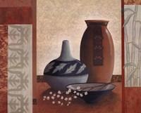 Asian Gathering I Fine Art Print