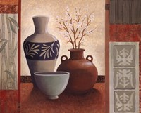 Asian Gathering II Fine Art Print