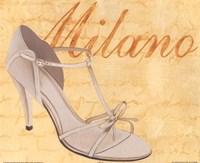 Milano Shoe Fine Art Print
