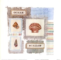 Ocean Original I Fine Art Print