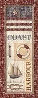 Coastal I Fine Art Print
