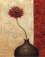 Rouge IV - mini Fine Art Print