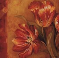 Pandora's Bouquet II Framed Print
