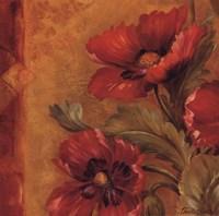 Pandora's Bouquet IV Framed Print