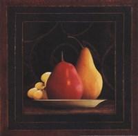 Frutta del Pranzo III Framed Print
