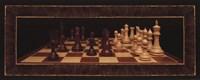 Chess I Fine Art Print