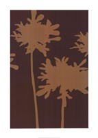 Pompom Cinnamon (reverse) Fine Art Print