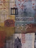 Corinthian Revival Fine Art Print