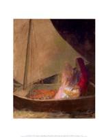 The Barque, c. 1902 Fine Art Print