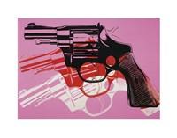 Gun, c. 1981-82 Fine Art Print