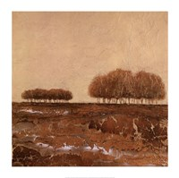 Hedgerow Fine Art Print