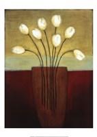 Tulips Aplenty I Framed Print