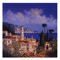 Paradise Getaway I Fine Art Print