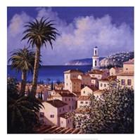 Paradise Getaway II Fine Art Print