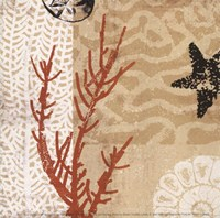 Coral Impressions I Fine Art Print
