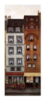 La Floristera I Fine Art Print