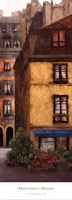 La Floristera II Fine Art Print