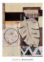 Global Patterns I Framed Print