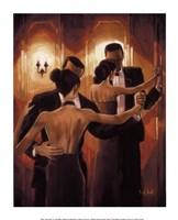 Tango Shop II Fine Art Print