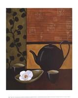 Sakura Tea I Fine Art Print