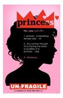 Princess Fine Art Print