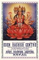 Eden Hash No1 Fine Art Print