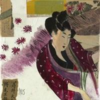 Kimono Fine Art Print