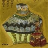 Ceramiques Marocaines III Fine Art Print
