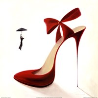 Highheels - Obsession Fine Art Print