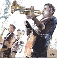 Le Trompettiste Fine Art Print
