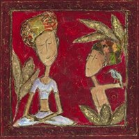 Ananda Fine Art Print