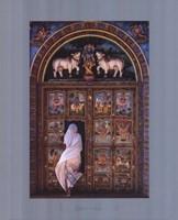 Temple's Door Fine Art Print