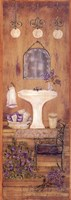 Bath in Lavender I Fine Art Print
