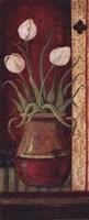 Tuscan Poem II Framed Print