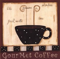 Gourmet Coffee Fine Art Print