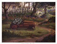Hero's Garden Fine Art Print