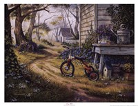 Easy Rider Fine Art Print