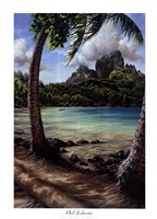 Backside Lagoon Fine Art Print