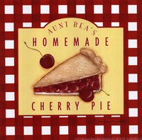 Cherry Pie Fine Art Print