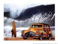 Buttercup Buick Fine Art Print