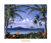 Tropic Travels Fine Art Print