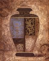Exquisite Etchings I Fine Art Print