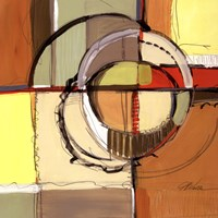 Intersection II Fine Art Print