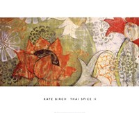 Thai Spice II Fine Art Print