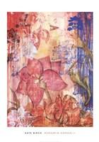 Mandarin Garden II Fine Art Print