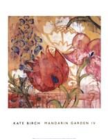 Mandarin Garden IV Fine Art Print