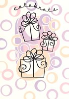 Birthday Presents Greeting Card