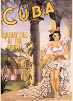 Cuba Fine Art Print