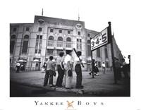 Yankee Boys Fine Art Print