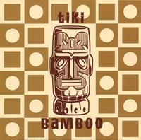 Tiki Bamboo Fine Art Print